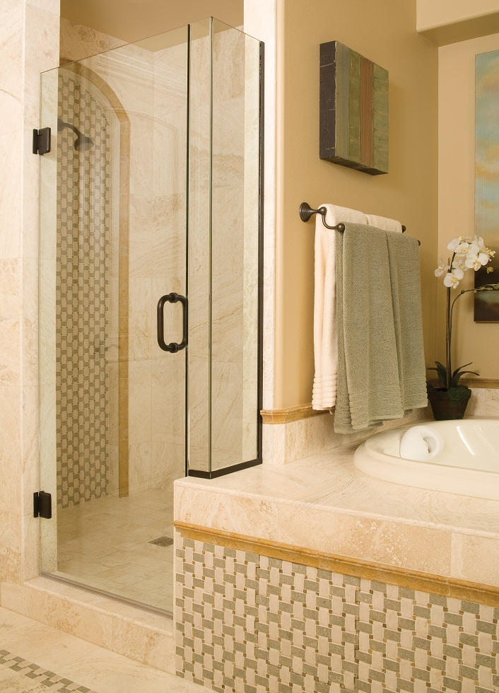 Agalite Shower Doors Installed By